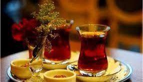 چای تابستان شمال