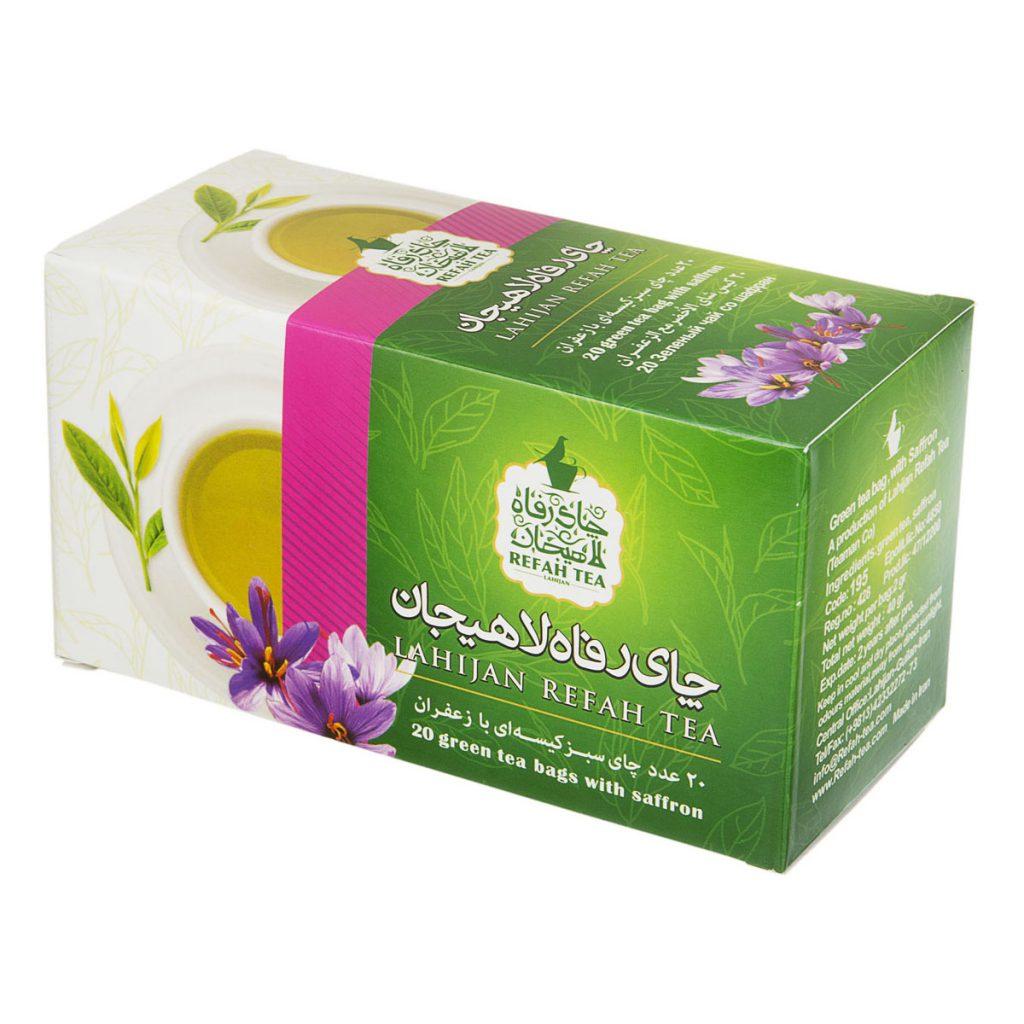 چای رقاه بهاره