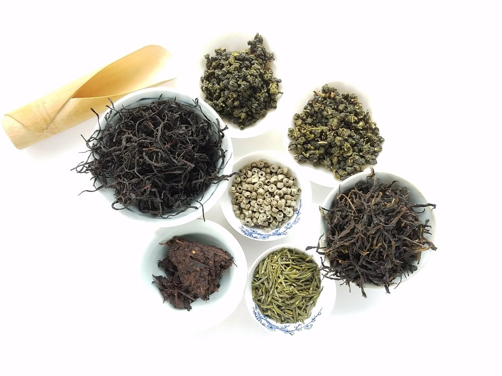 انواع چای بهاره