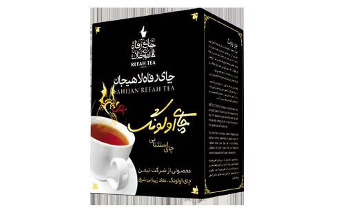 چای اولونگ استثنایی رفاه