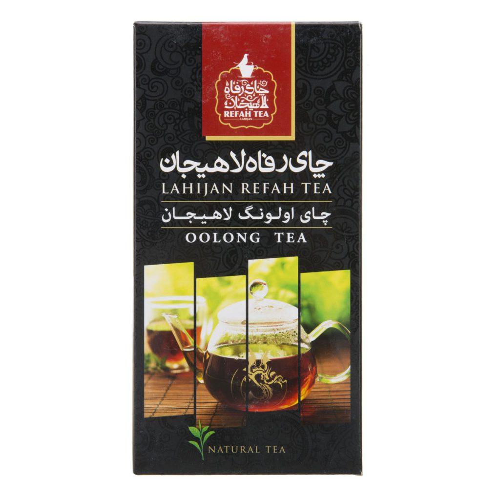 چای اولونگ طبیعی رفاه