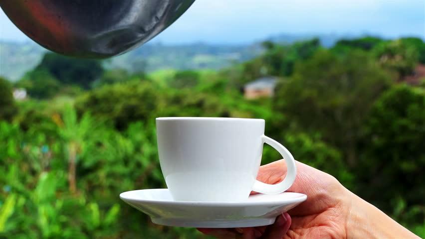 دم کردن چای سیاه ایرانی