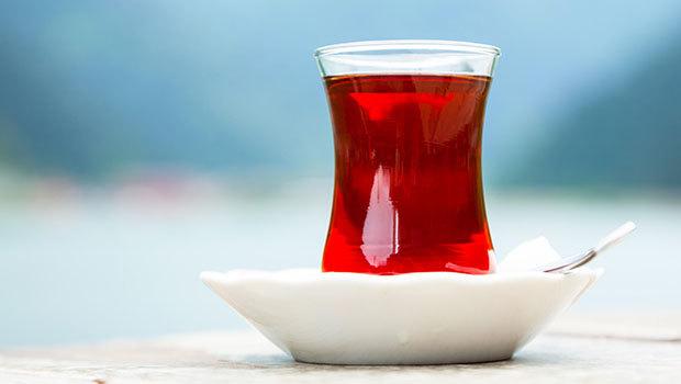 فروش چای سیاه ایرانی