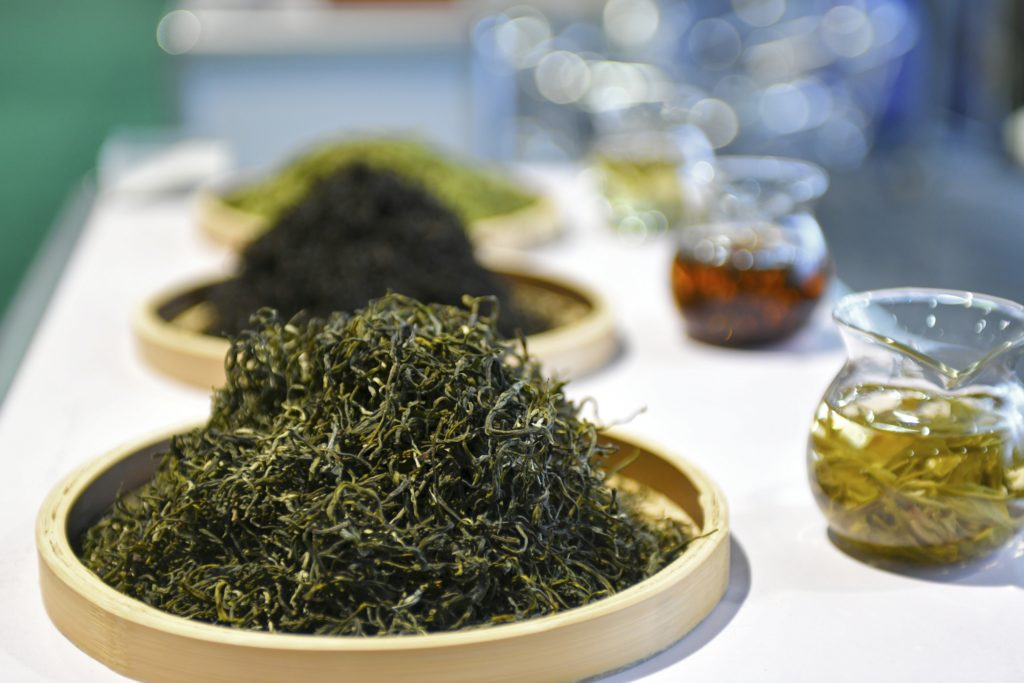 فروش چای سبز شمال