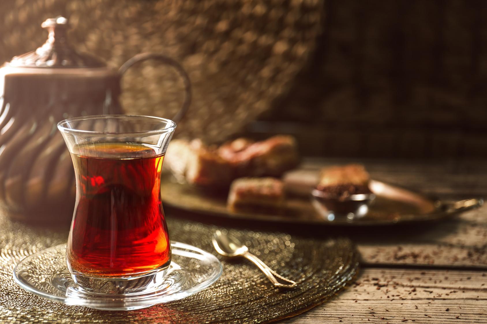 خصوصیات چای سرگل