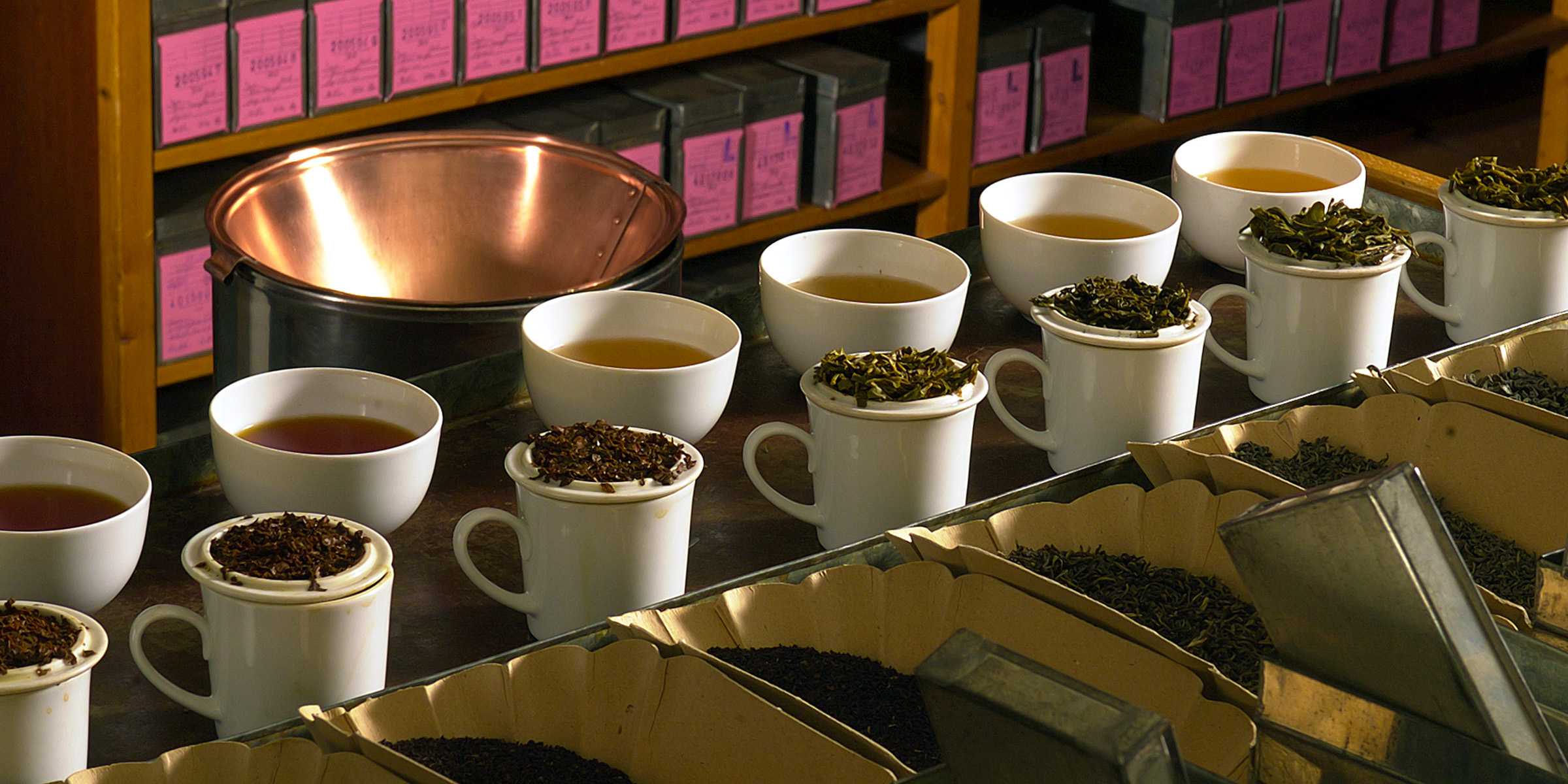 چای سیاه شمال بهاره