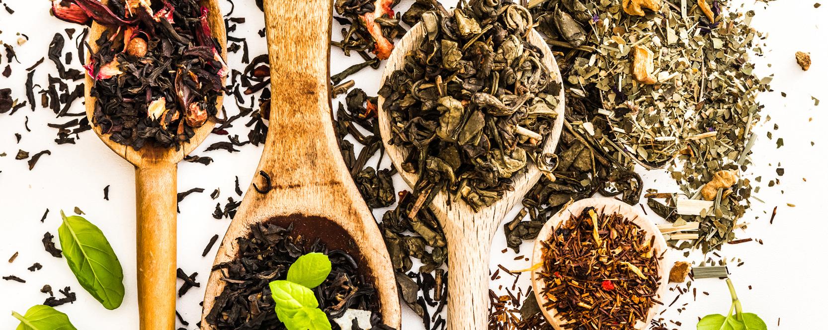 اسامی چای ارگانیک ایرانی