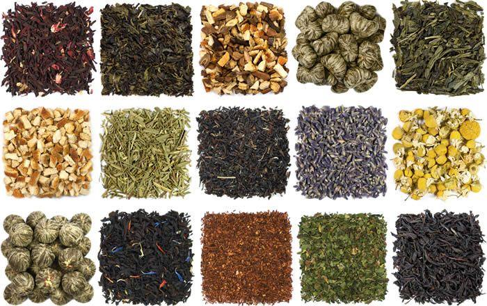 انواع چای لاهیجان جهت خرید