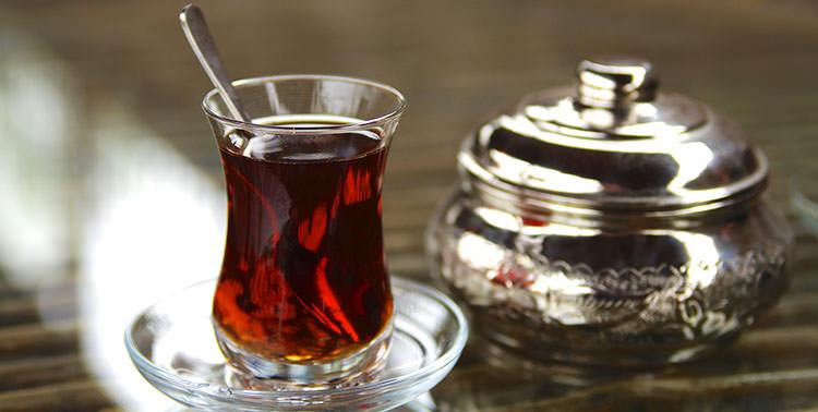 فواید چای شمال