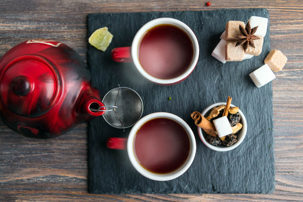 شیوه فروش چای لاهیجان