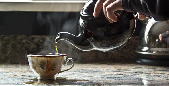 فواید نوشیدن چای سرگل
