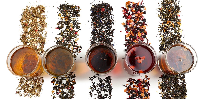 انواع چای رفاه لاهیجان