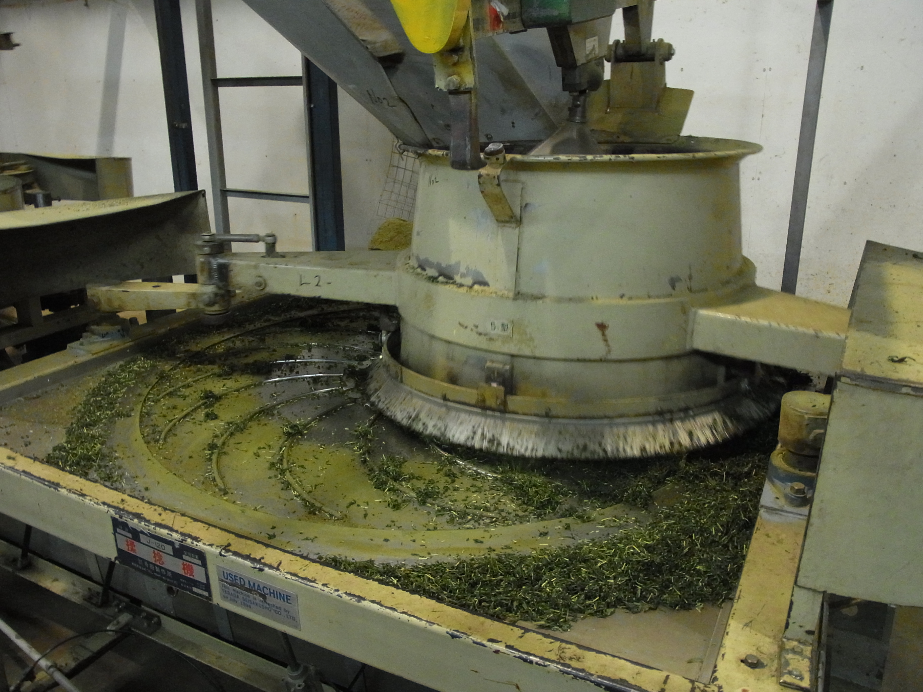 شیوه تولید چای ایرانی