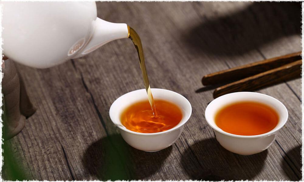 چای ایرانی سنتی