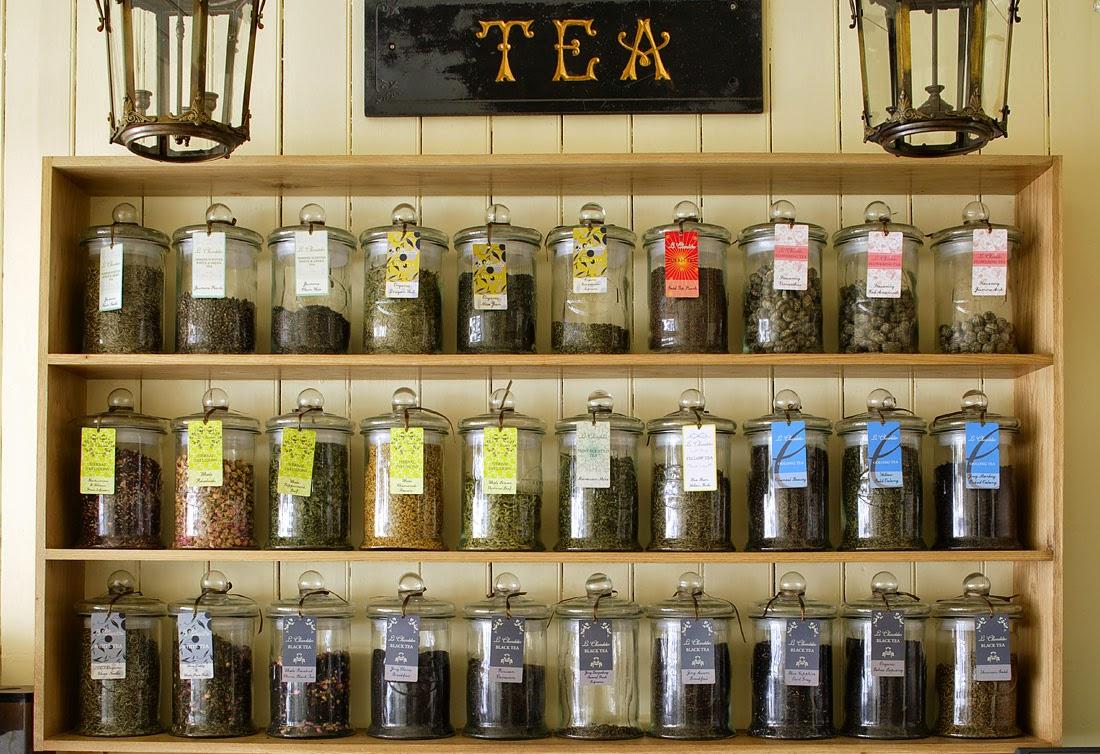 فروشگاه چای شمال ایرانی