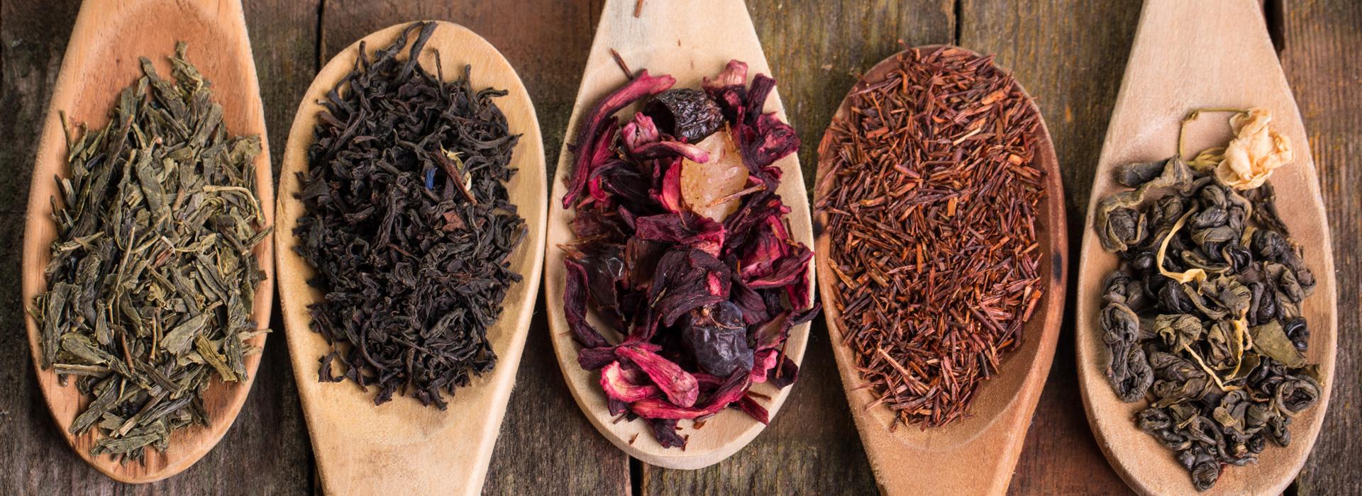 انواع چای فروشگاه چای شمال