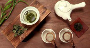 چای سبز رفاه