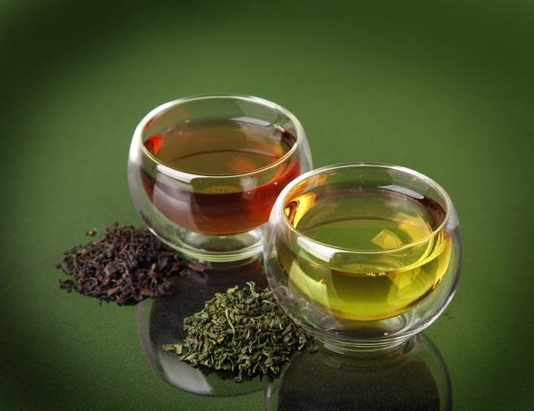 چای سبز رفاه ایرانی