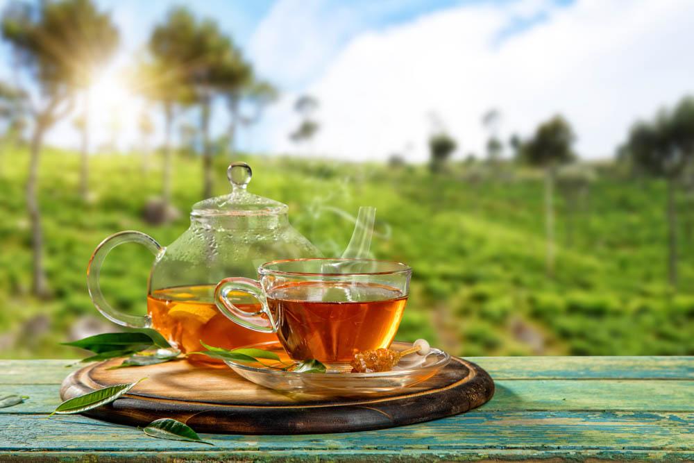 اهداف بازار چای ایرانی