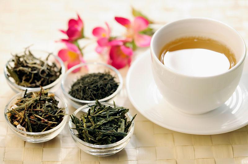 اسامی انواع چای شمال