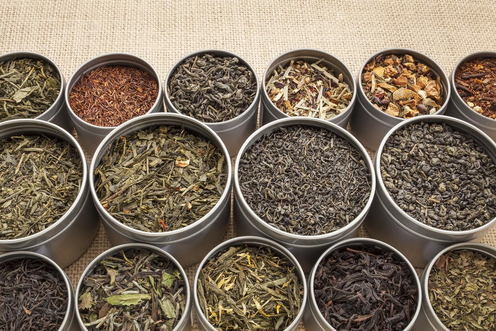 انواع چای ایرانی در بازار