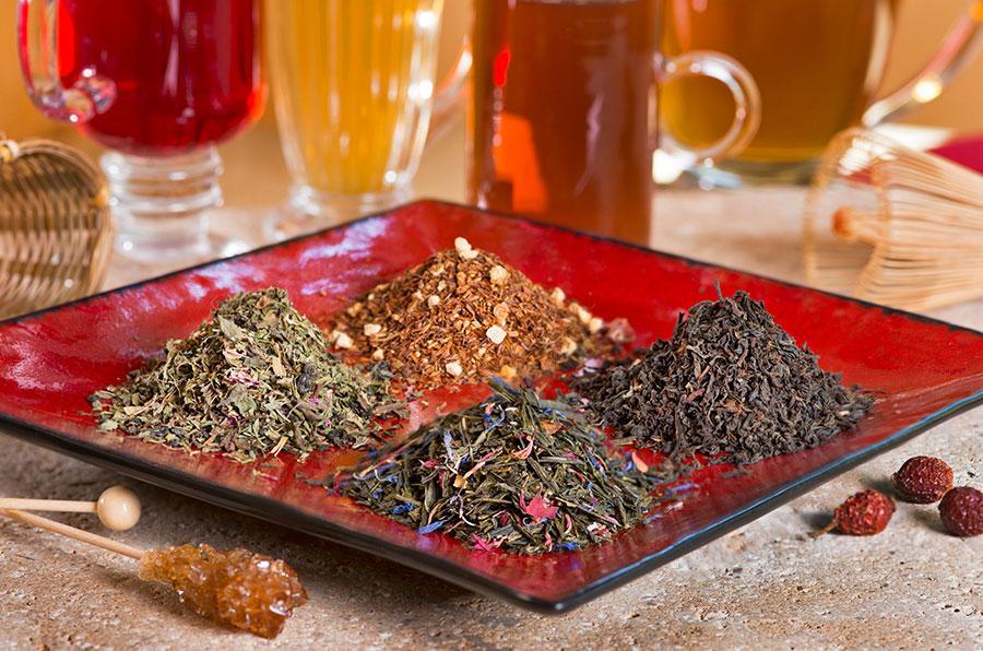 وشعیت بازار چای ایرانی