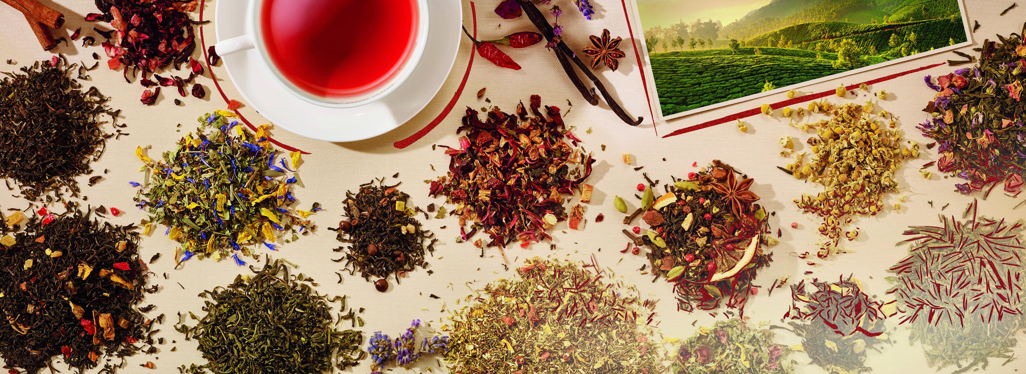 انواع چای ایرانی درجه یک