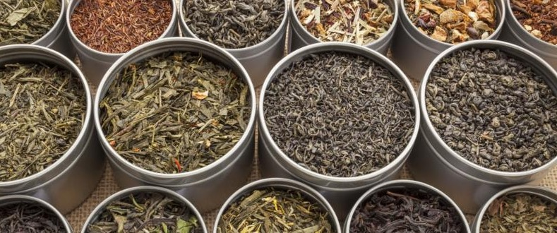 انواع چای محلی لاهیجان