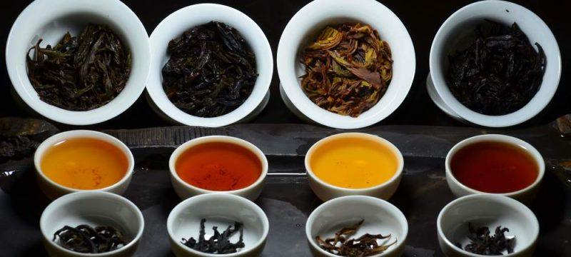انواع چای سیاه لاهیجان در بازار