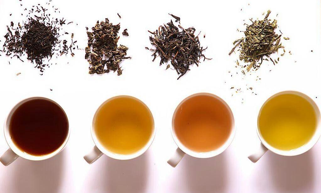 انواع چای سیاه بهاره شمال