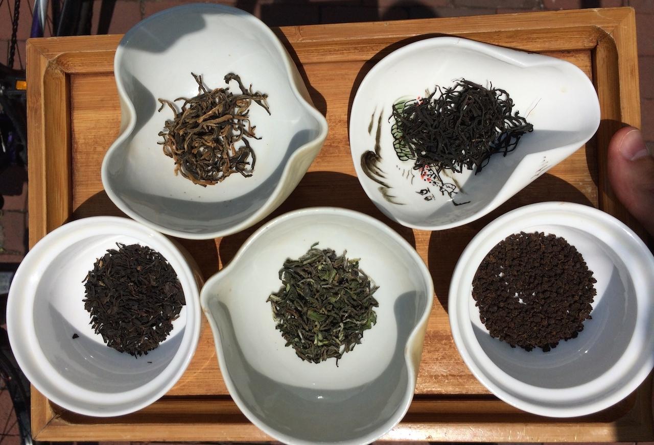 فروش عمده چای شمال سنتی