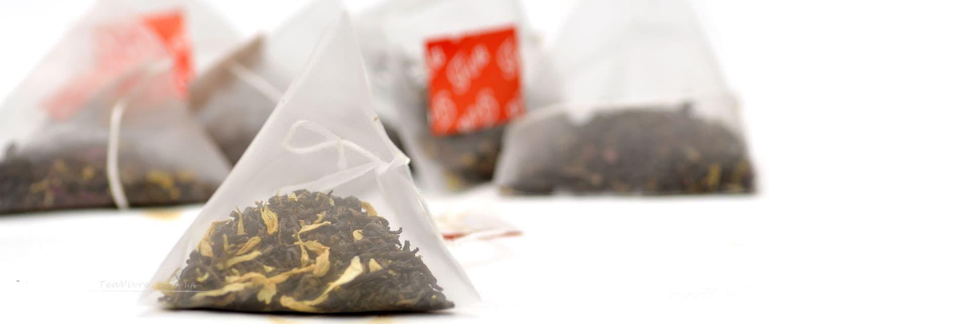 بهترین چای کیسه ای رفاه لاهیجان