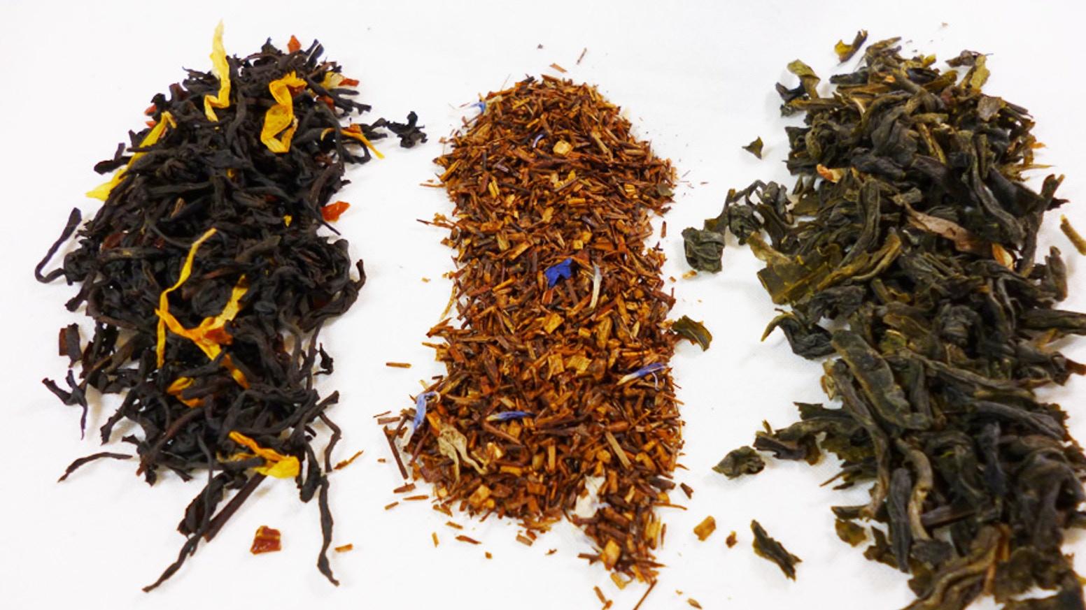فروش انواع چای صادراتی