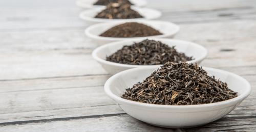 صادرات چای سیاه ایرانی