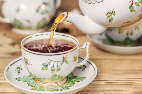 خرید چای سرگل و چای ممتاز شمال ایرانی