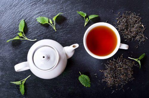 چای سیاه ایران
