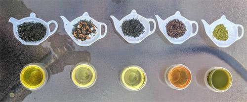 چای خالص