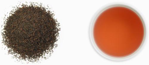 چای سیاه شکسته